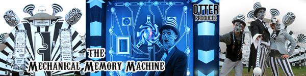 The Mechanical Memory Machine Banner